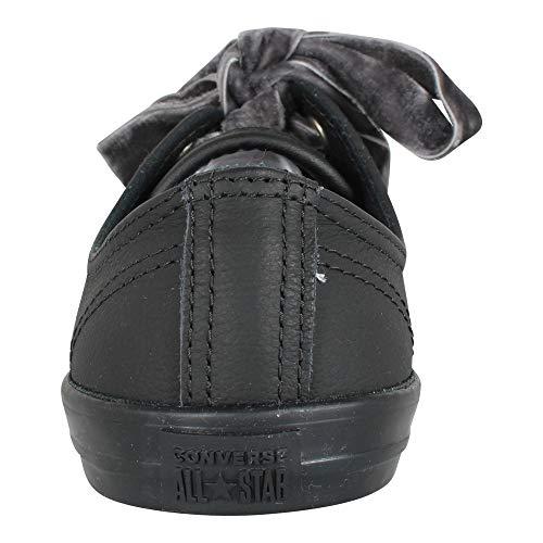 Black 001 Ox da Converse Dainty Ctas Black Chuck Basse Nero Scarpe Taylor Donna Gold Ginnastica n6qSfpfP