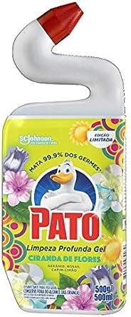 Limpador Sanitário Pato Ciranda de Flores Ed. Ltda 500 Ml, Pato