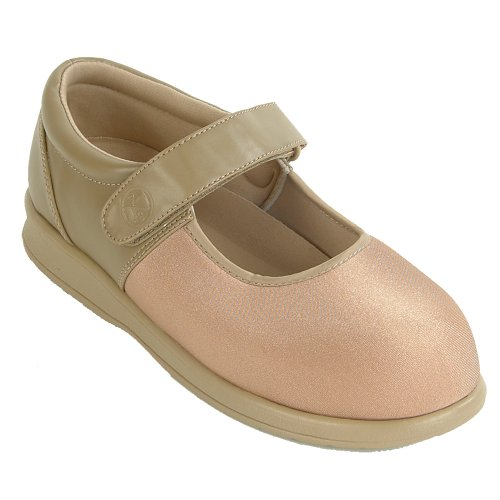 Used Women S Diabetic Shoes Taupe