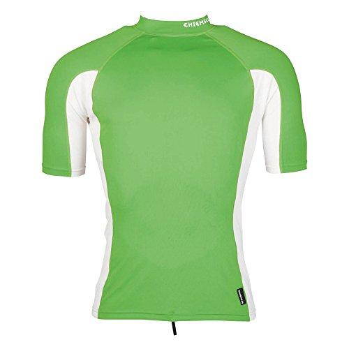 Chiemsee Leonido Surflycra 1/2 Kurzarm UV-Schutz Rash Vest Classic Green