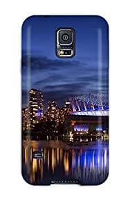 Durable Vancouver City Back Case/cover For Galaxy S5