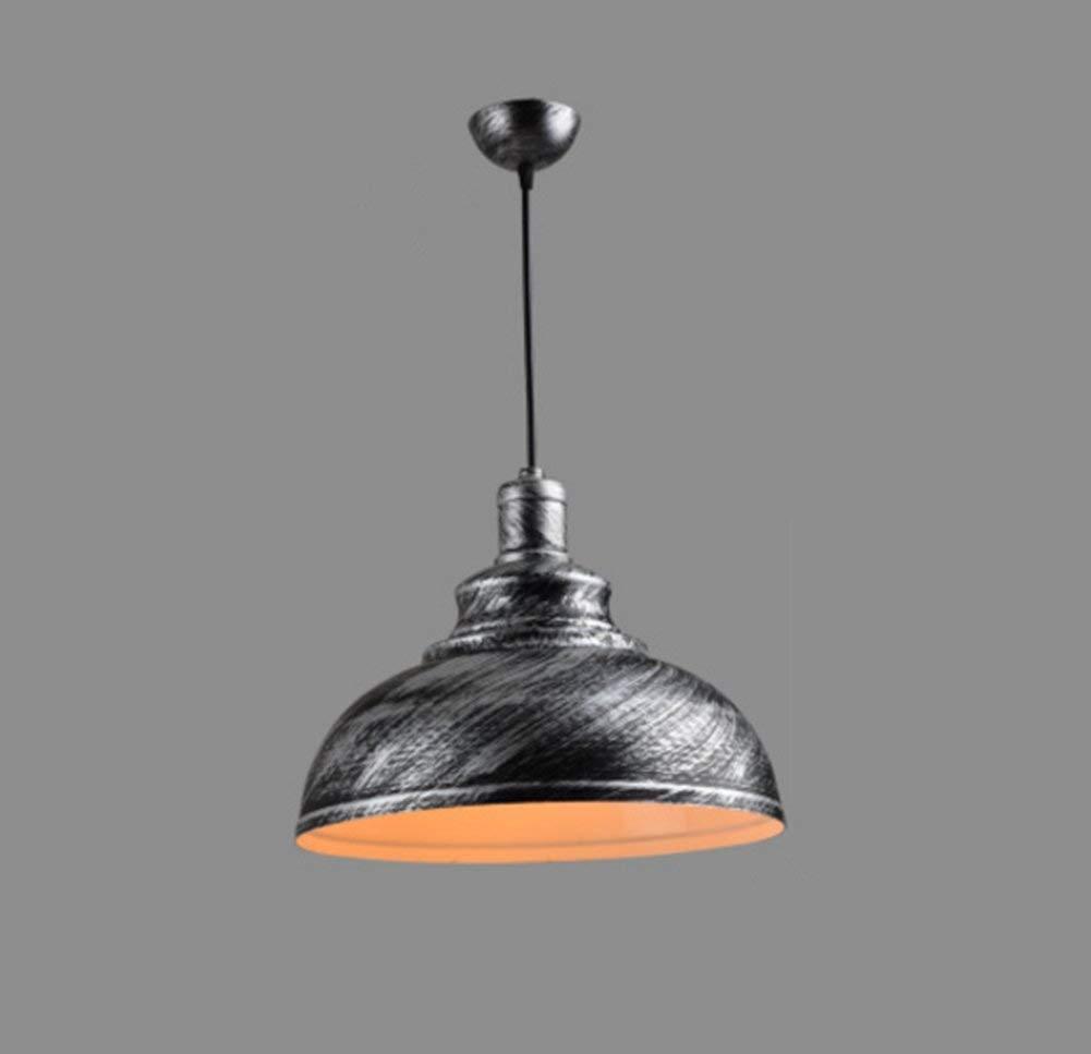 ZHANG NAN ●   Kronleuchter American Industrial Wind Eisenkunstloft Retro Cafe Bar Gang Balkon Modernes minimalistisches Restaurant E27 (Farbe    3) ●