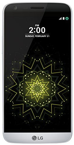 LG G5 Unlocked Phone, 32 GB - US Warranty (Silver)