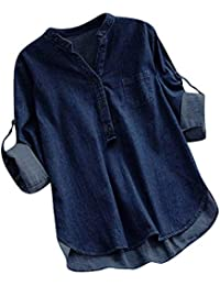Long Sleeve T Shirt Women Blouse Stand Collar Casual Loose Tunic White Navy Pink Top