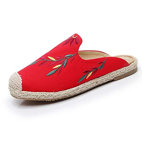 Firengoli Femme Am01euws020 Red Pour Chaussons rtrw7xqz6