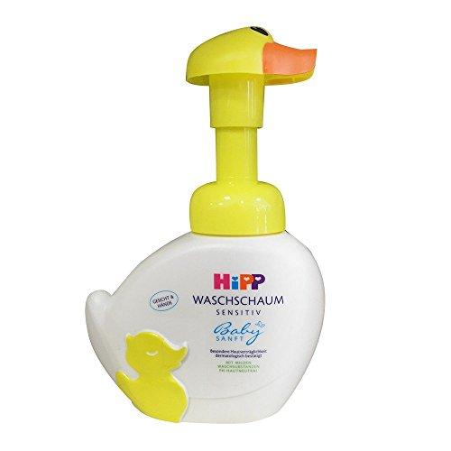 Hipp Babysanft Waschschaum-Ente, 250 ml