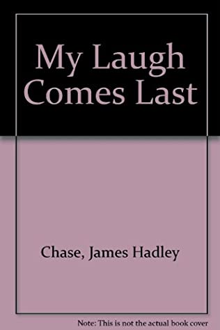 book cover of My Laugh Comes Last