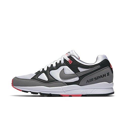 Uomo dust white Nike solar Schwarz black Red Sneaker Fnq8a