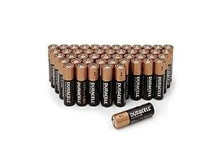 Duracell Coppertop 80 AA Batteries MN1500 Alkaline (id4f5b)