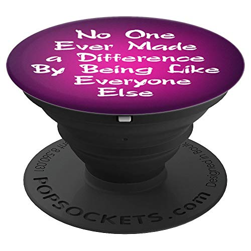 Circus PT Barnum Ringmaster Quote No One Ever Made Pink - PopSockets Grip and Stand for Phones and Tablets