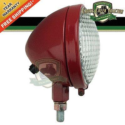 45640DB New Case-Ih Headlight (6 Volt) for Farmall A, B, C, Cub, Cub LoBoy, M, + from Aftermarket Case-IH