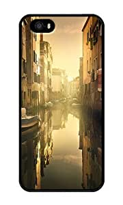Good Morning Venice - Personalized Crystal Clear Enamel Hard Back Shell Case Cover Skin for iPhone 4/4S