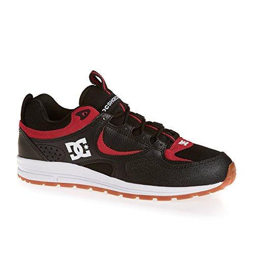 Dc Kalis Shoes - DC Kalis Lite Shoes 11 D(M) US Black/Athletic Red