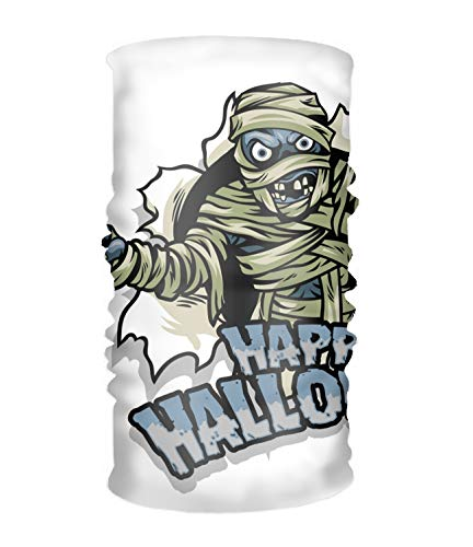 (Halloween Mummy Feeling Hair Scarf Wrap)