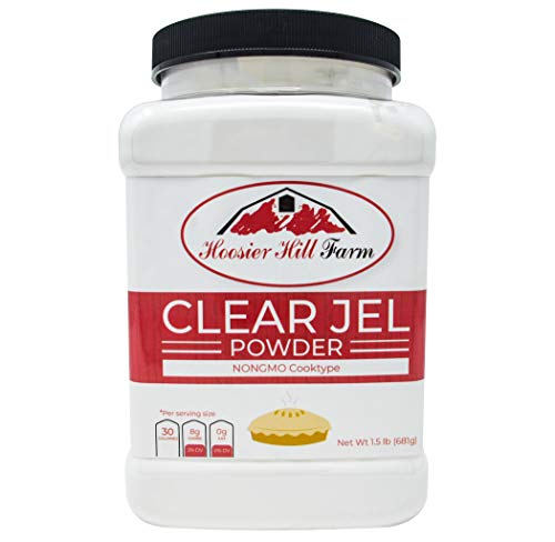 - Hoosier Hill Farm Clear Jel, 1.5 Lbs.
