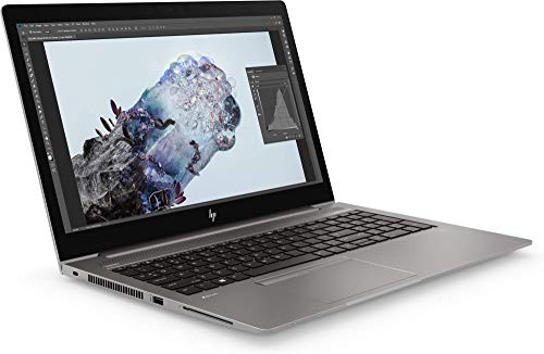 HP -COMM MOBILE WORKSTATIONS TV( ZB15UG6 I7-8565U 8GB 256GB 15.6IN NO OPT W10 IN (Refurbished)