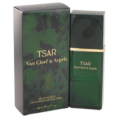 tsar by cleef arpels eau de toilette spray 1 6 oz cleef arpels beautil