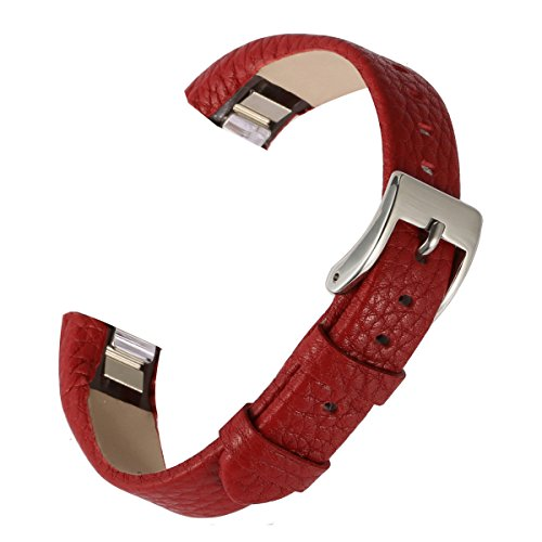 Watch Wrist Strap for Fitbit Alta (Red) - 7