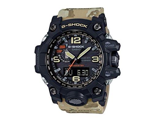 G Shock Master Desert Camouflage GWG 1000DC 1A5
