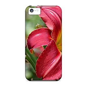 Ctu4677llMk Snap On Case Cover Skin For Iphone 5c(one Lily)
