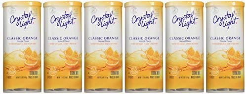 Crystal Light Classic Orange (Pack of 36)