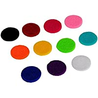 tfxwerws Pack de 11aromaterapia difusor recambio de almohadillas