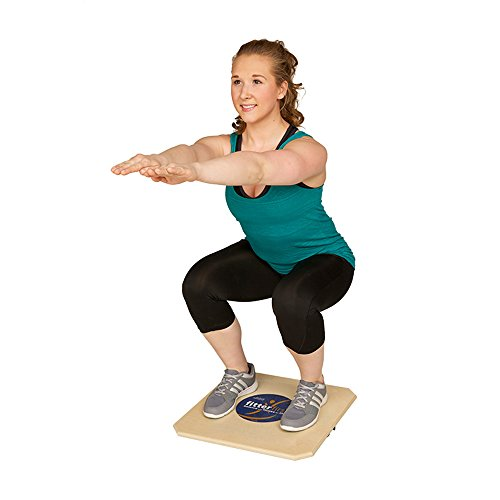 """Fitterfirst Professional Rocker Board – 20"""" by Fitterfirst (Image #1)"""