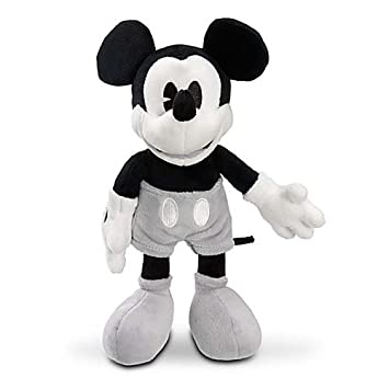 Disney peluche - Mickey Mouse - Negro y Gris