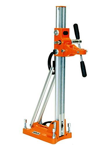 Drill Stand / Roller Carriage by Gölz for use with handheld Core Drill - Laser Pointer included - 110 Volts by Gölz