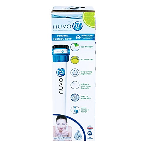 Nuvoh2o Dphb-a Nuvo Home System, 5'' X 24 - New 2016 Model by  Nuvo H2O