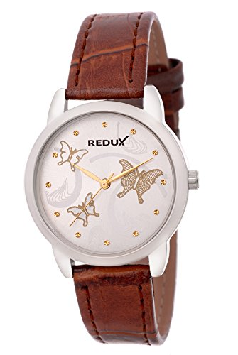 Redux RWS0103S Analog Brown Dial Women's Watch