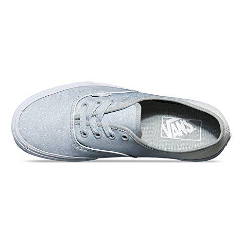 Vans Authentieke 2-tone Glitter Witte / Hoge Skate Schoenen