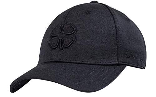 Black Clover Mens Premium Clover #31 Black/Black/Black Large/X-Large Fitted Hat - -