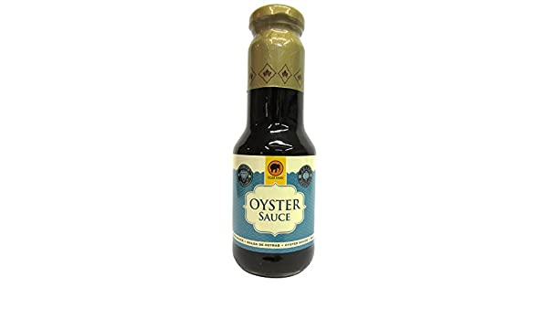 Tiger Khan Salsa Asiática Ostras - 300 ml: Amazon.es: Alimentación y bebidas