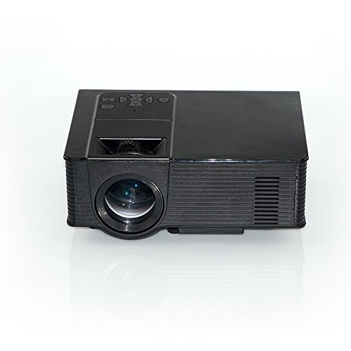 SZDLDT Android 4.4 Wifi Projector 1G+8G Mini Pico projecteur Portable Projector LED Video Movie proyector 1080p supported