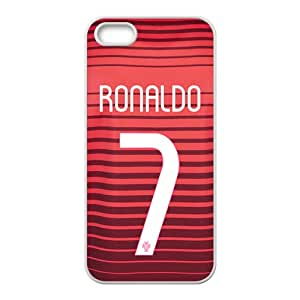 Ronaldo Cell Phone Case for Iphone 5s