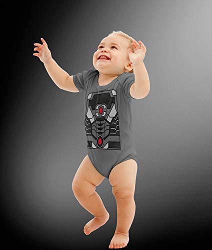Baby Cyborg Hero Cosplay Costume]()