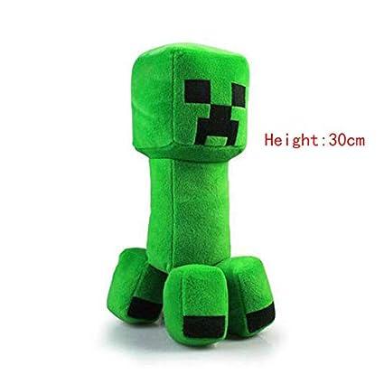 CYDKZMEPA 30/40/45 cm Juego de Dibujos Animados Minecraft ...