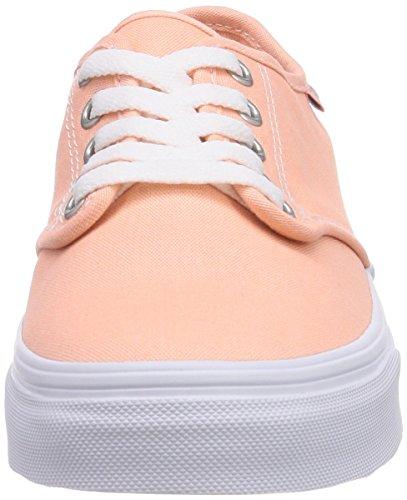 Vans Camden - Zapatillas de Deporte Mujer Naranja (Stars)Peach Ne FLY)