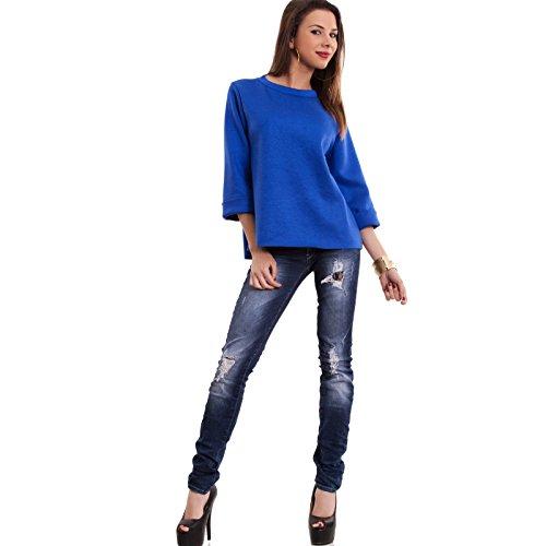 Toocool - Sudadera - para mujer Blu elettrico