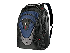 "Amazon.com: SwissGear Blue Ibex 17"" Computer Backpack, 15""L x 10""W ..."