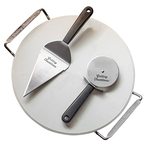 Grilling Traditions  4 Piece Pizza (Pizza Set)