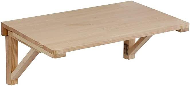 WANNA.ME - Mesa para Ordenador portátil (Madera de Pino, 2 tamaños ...