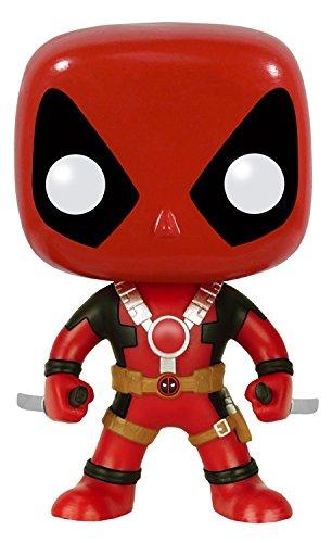 Funko POP Marvel: Deadpool Two Swords Action Figure (Adult African King Costume)