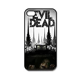GJYEvil Dead Pattern Plastic Hard Case for iPhone 4/4S