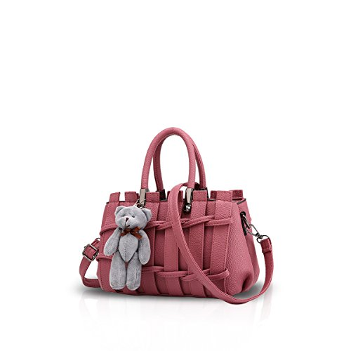 Handbag Nicole Shoulder amp;Doris bag Crossbody Pin Tote Dark Cute Pink Dark Bag Girl Female New Messenger wqfwrRX