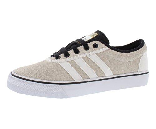 待つもアプト(アディダス) Adidas Skate Men Adi Ease 2 (white/ftwwht / cblack) スケート男子アディイーズ2(白/ftwwht/ cblack)