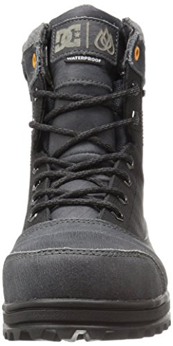 Skate Travis Black Battleship Men's Shoe DC Black EqvCc
