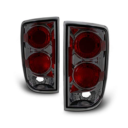 Chevy Blazer Sport - For Chevy Blazer GMC Jimmy Sport SUV Rear Tail Lights Signal Brake Lamps Smoke Lens Pair Left + Right
