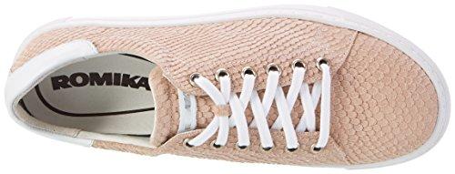 Koralle Basses ROMIKA Mehrfarbig Femme Sneaker 02 Cayman kombi ggqxtTY